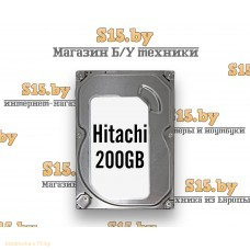 "Жёсткий диск б/у 2.5"" 200Gb Hitachi"