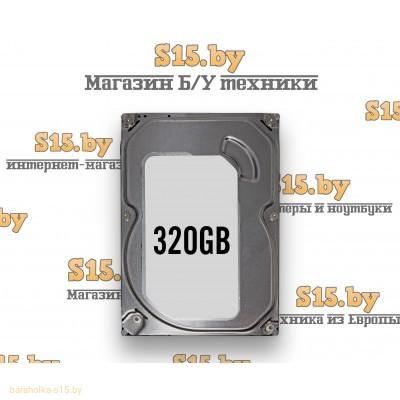 """Жёсткий диск б/у 320GB 2.5"""" MIX"""